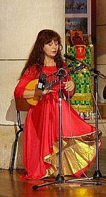 Валентина Соболева-Белинская, фото - Юрий Буданов. Люксембург